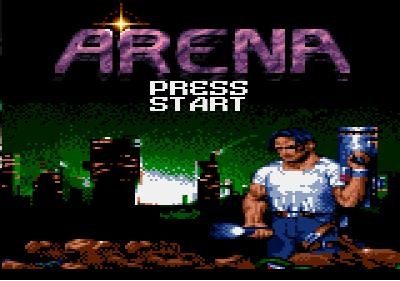 Arena - Maze of Death
