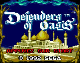 Defender of Oasis