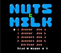 Nuts & Milk