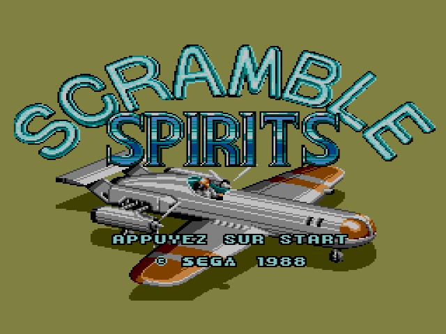 Scramble Spirits