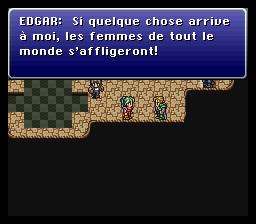 Final Fantasy VI Traducteur Automatique