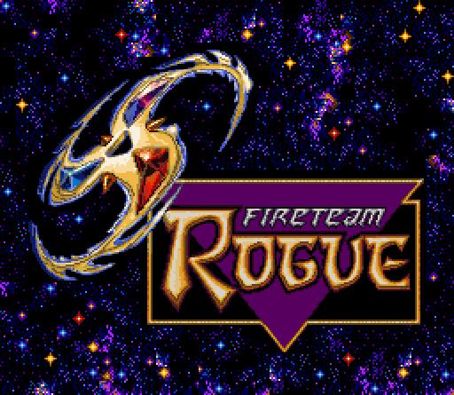 Fire Team Rogue