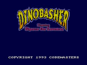 MS-Dinobasher_-_Starring_Bignose_the_Caveman_Titre